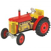 tractor zetor red windup