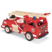 Pin Toys Fire engine