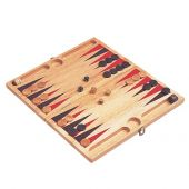 FOLDING BACKGAMMON