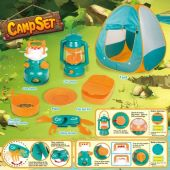 TENTS SUIT (4*AA BATTERIES NOT INCLUDED)