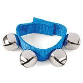 Wrist - Ankle Bells Blue