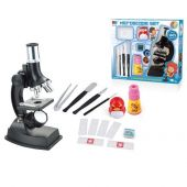 900X MICROSCOPE SET(WITH LIGHT,NOT INCLUDED 2*AA)
