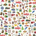 Anemi wrapping paper 1
