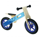 BALANCE BIKE-BLUE FIRE