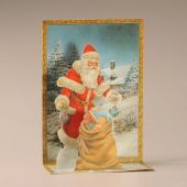Christmas cascade cards