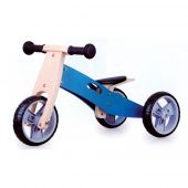 Mini Bike 2 in 1--Blue