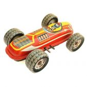 Collector tin Racer Car