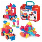 B.Toys Bristle Blocks 85pcs in Carry Case