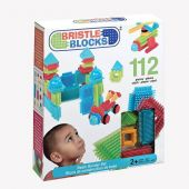 B. Bristle Blocks 112pcs Basic Builder Box 31,7x7,6x35,6 cm