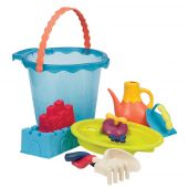 B.Toys Large Bucket Set (Sea)