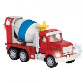 B. Driven Mini Cement Mixer Truck