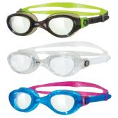 Zoggs swimming goggles Active Fitness - One Piece Phantom - Clear Assorted