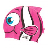 Zoggs Junior Character Cap Goldfish