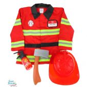 Great Pretenders Fireman with accessories 5/6