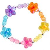 Great Pretenders Flower Rainbow Power Bracelet