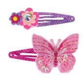 Fit & Flutter Butterfly Clips
