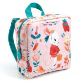 Djeco Accessories - Nursery school bags Mouse
