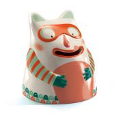 Djeco Moneyboxes Greedy guts in a mask