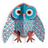 Djeco Pop-up trophies Pretty owl