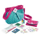 Djeco Role Play - Charms Handbag and accessories