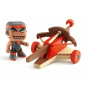 Djeco Klute and Ze arbalete Arty Toys - Knights