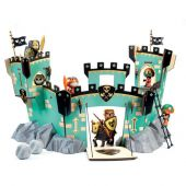 Djeco Arty Toys - Knights Castle on Ze Rock
