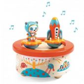 Djeco Magnetics music boxes Space Melody
