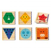 Djeco Early years - Basic Puzzles Basic
