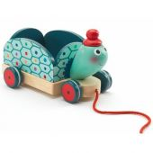 Djeco Clementine Pull along toys