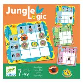 Djeco Games Jungle Logic