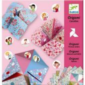 Djeco Small gifts - Origami Fortune tellers