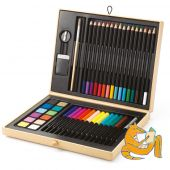 Djeco The colours - For older children Color box