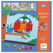 Djeco Mosaico Rigolo Educational games