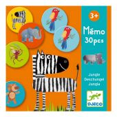 Djeco Educational games Memo - Jungle