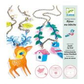 Djeco The Fawn and the Bird Magic plastic