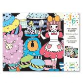 Djeco 3 to 6 years - Small gift Sweet parade