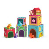 Djeco Cubes for infants Topanifarm