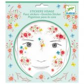 Djeco Face stickers Springtime fairy