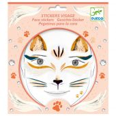 Djeco Face stickers Cat