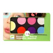 Djeco Body art Palette 6 colours - Sweet