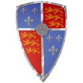 Historical Shield 60 cm Richard the Lion heart