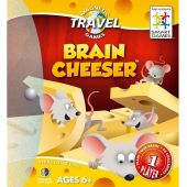 Smartgames επιτραπέζιο brain cheeser (48 challenges)