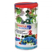 B. Bristle Blocks 36pcs in Tube