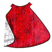 Great Pretenders Colour-A-Cape Spider Superhero