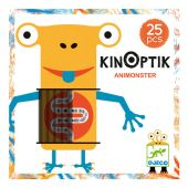 Djeco Kinoptik Animonster - 25 pcs