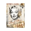 Nostalgic Μεταλλικό μαγνητάκι 'Marilyn Monroe Portrait-Collage'