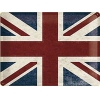 Nostalgic Tin Sign United Kingdom Union Jack