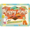 Nostalgic Tin Sign 15x20 Happy Hour