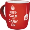 Nostalgic Κούπα 'Keep Calm and Carry On'