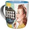 Nostalgic Κούπα 'Coffee O' Clock Say it 50s'